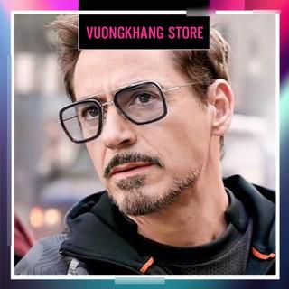 [HCM] Kính mát phong cách Siêu Anh Hùng Ironman cho Nam Nữ VK006