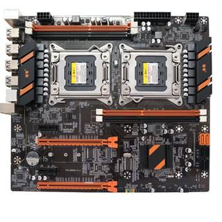 Mainboad X79 dual CPU socket 2011 hỗ trợ xeon e5 v2 thumbnail