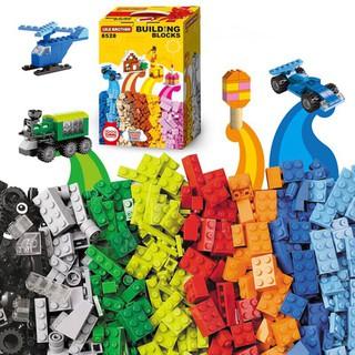 Bộ Lego 1000 chi tiết mẫu mới LeLe Brother