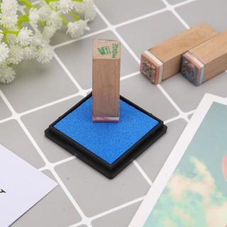 Stamp Inkpad for rorun Metal Carved DIY Scrapbook Card Paper Making Craft