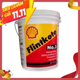 SHELL FLINTKOTE No 3 – Sơn chống thấm gốc Bitum 18l