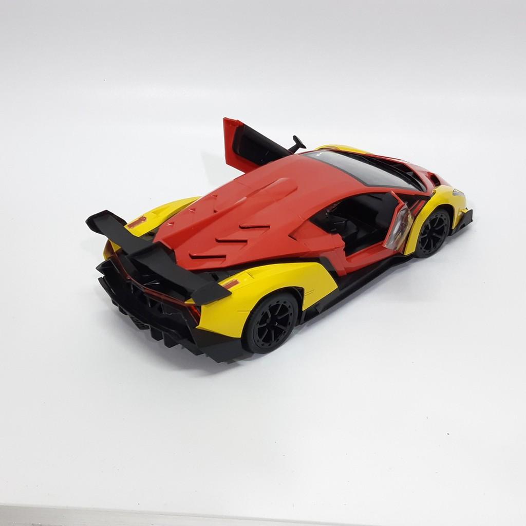 Mô hình xe ô tô Lamborghini ir onman - LT 68 2608 ( hàng Việt Nam)