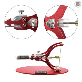 R&L✔✔Mini Hot Air Stirling Engine Motor Model Cupid's Arrow Model Educational Toy Kits Perfect Scientific Gifts
