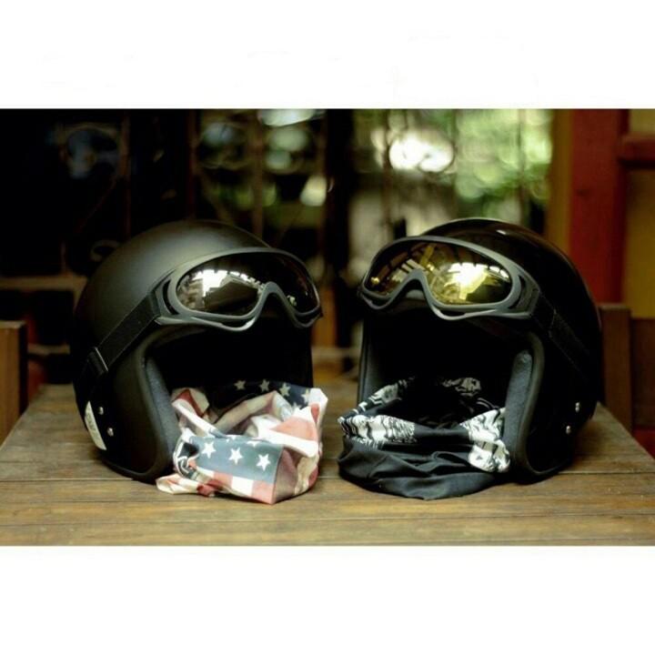 [CHUYÊN SỈ] nón bảo hiểm 3/4 trơn mũ bảo hiểm phượt tặng kèm kính UV 7 màu (giá sốc)