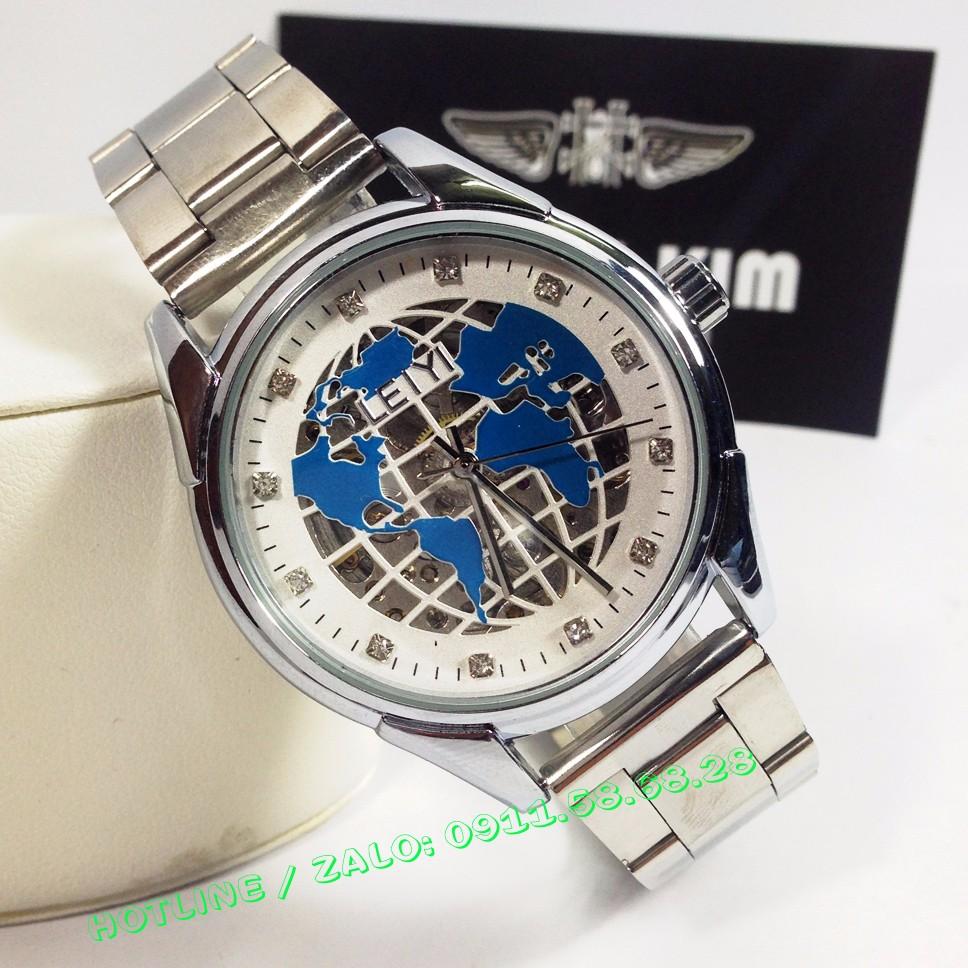 Đồng hồ CƠ nam mặt bản đồ dây ionx LEIYI 7914K - 2657109 , 102812588 , 322_102812588 , 669000 , Dong-ho-CO-nam-mat-ban-do-day-ionx-LEIYI-7914K-322_102812588 , shopee.vn , Đồng hồ CƠ nam mặt bản đồ dây ionx LEIYI 7914K