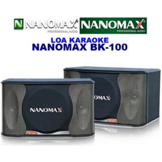 LOA KARAOKE NANOMAX BK-100 thumbnail
