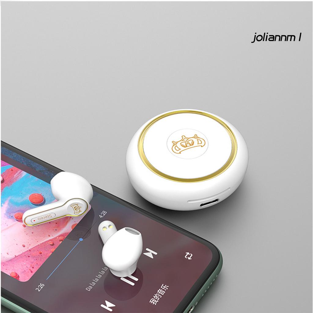 Tai Nghe Nhét Tai Không Dây Bluetooth 5.0 Joliannn H3 Tws Điện Thoại