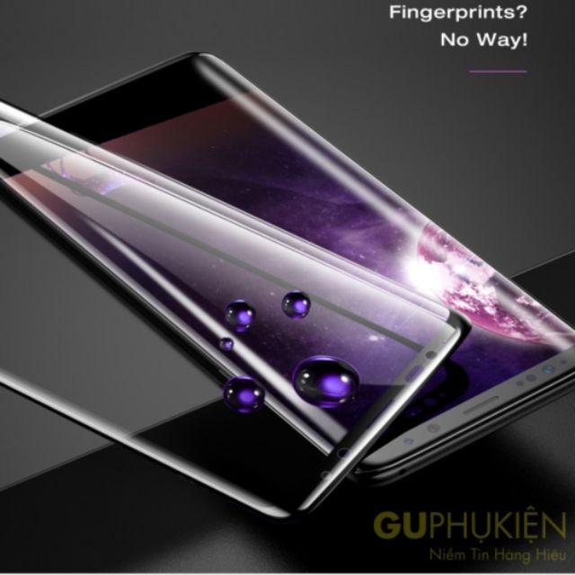 Dán kính cường lực 3D Baseus Galaxy S9 Plus - Full màn tuyệt đẹp