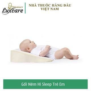 Gối Nêm Hi-Sleep Trẻ Em Chống Trào Ngược Dạ Dày – Size 14*60*70 cm