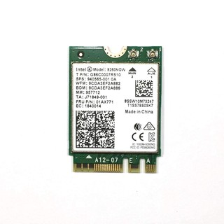 Card wifi Intel Wireless-AC 9260 chuẩn M2 Bluetooth 5.0 Wifi AC – Thiết bị thu wifi cho máy tính