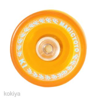 Unresponsive YOYO K1 ABS Professional Yoyo w Durable String Orange