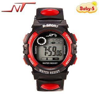 Đồng hồ điện tử trẻ em và nam giới đeo tay phong cách sport NT882 Baby-S SDH019 thumbnail
