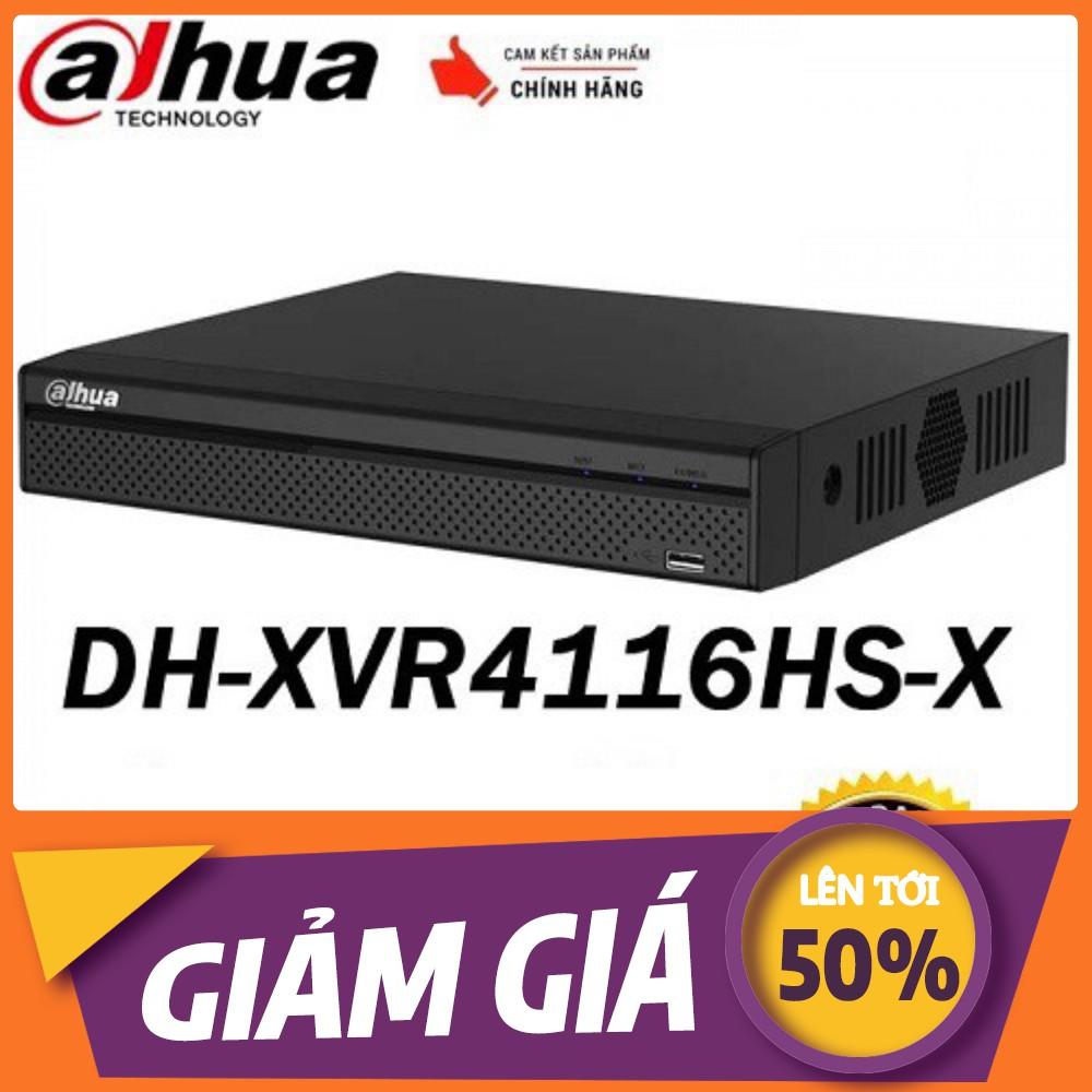 [💖] ĐẦU GHI HÌNH DAHUA 16 CỔNG DHI-XVR4116HS-X - Hàng chính hãng 100%