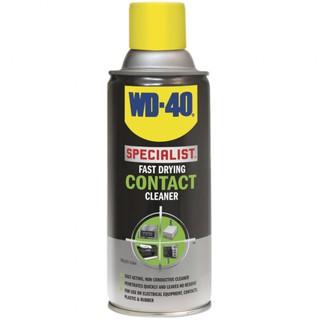 Làm sạch bề mặt khô nhanh, vệ sinh mạch điện, giắc, khớp nối điện  WD-40 Specialist Fast Drying Contact Cleaner 360ml