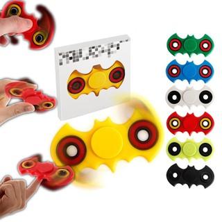 Bat Design HandSpinner STEEL FIDGET HAND FINGER SPINNER