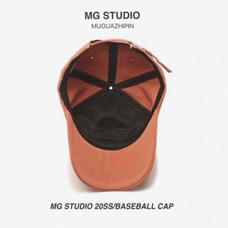 Hình ảnh Nón Lưỡi Trai MG STUDIO Thời Trang Cá Tính Cho Nam Và Nữ-5