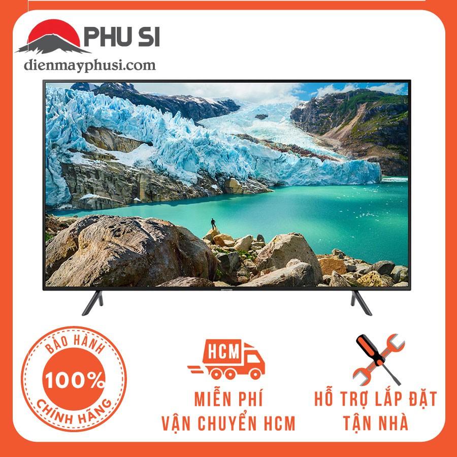 [Giao HCM] 55RU7200 - Smart Tivi Samsung 55 inch 4K UHD UA55RU7200KXXV - Hàng chính hãng
