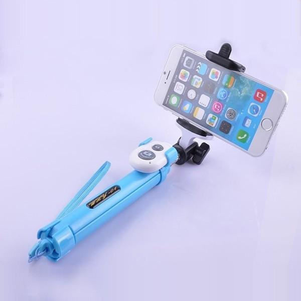 Gậy chụp hình Bluetooth 3 chân (wxy-01)