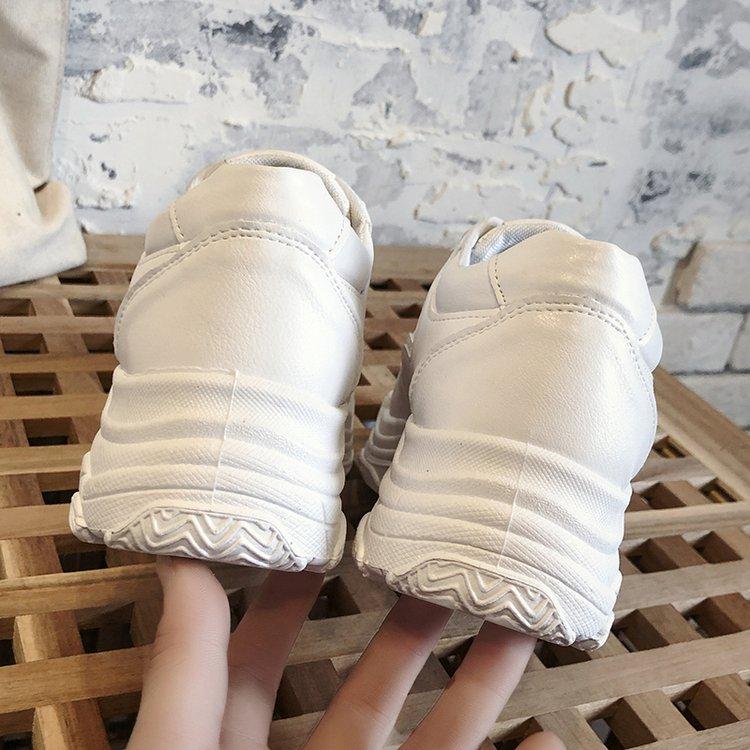 Giày Thể Thao Phong Cách Hàn Quốc Trẻ Trung Dành Cho Nữ