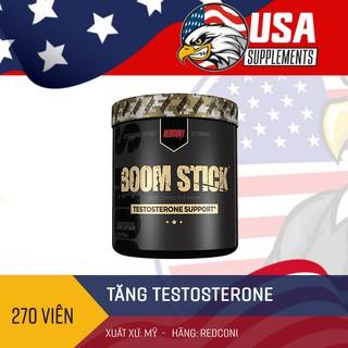 Thực phẩm bổ sung REDCON1 BOOM STICK – Tăng sức mạnh cơ bắp, tăng testosterone, tăng cường hệ miễn dịch (270 viên)