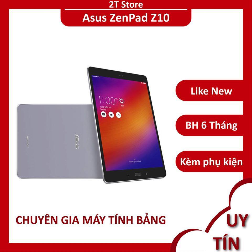 Máy tính bảng Asus Z10 màn 2K sắc nét vỏ nhôm nguyên khối (Wifi)