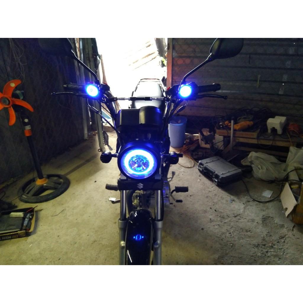 Gáo đèn pha led suzuki GD110 Harley angle eyes cao cấp - 3060397 , 769849675 , 322_769849675 , 500000 , Gao-den-pha-led-suzuki-GD110-Harley-angle-eyes-cao-cap-322_769849675 , shopee.vn , Gáo đèn pha led suzuki GD110 Harley angle eyes cao cấp