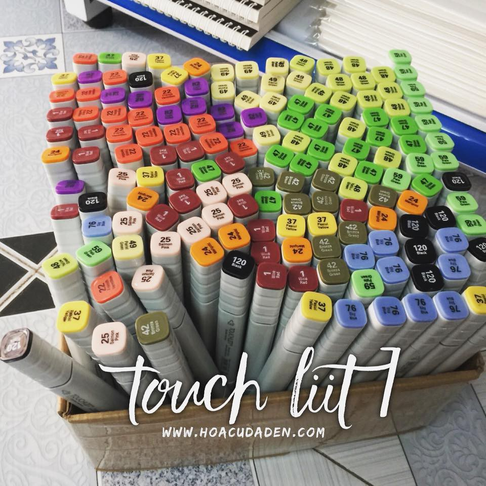 Bút marker TOUCH LIIT 7 Màu Lẻ - 9993288 , 661134136 , 322_661134136 , 13000 , But-marker-TOUCH-LIIT-7-Mau-Le-322_661134136 , shopee.vn , Bút marker TOUCH LIIT 7 Màu Lẻ