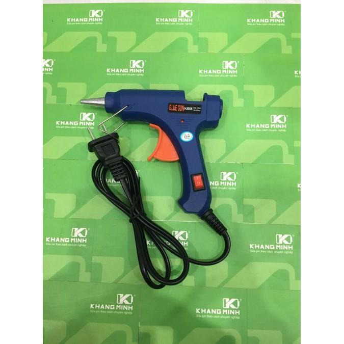 KM Dụng cụ bắn keo silicon (súng bắn keo nến) 20W và 60W, dùng điện 220VAC.