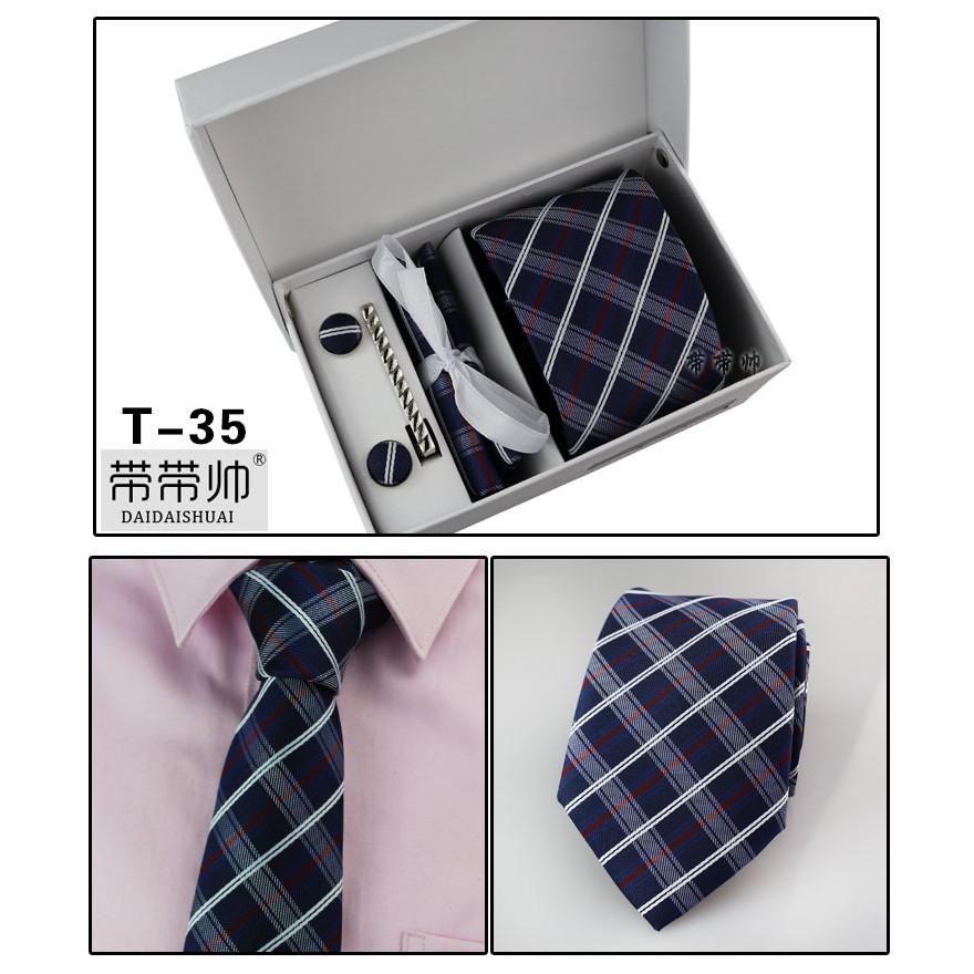 [] sáu bộ cà vạt T35 nam chính thức kinh doanh phiên bản tiếng Hàn chuyên nghiệp của hộp đựng cà vạt chú rể - 22446269 , 6600909862 , 322_6600909862 , 223500 , -sau-bo-ca-vat-T35-nam-chinh-thuc-kinh-doanh-phien-ban-tieng-Han-chuyen-nghiep-cua-hop-dung-ca-vat-chu-re-322_6600909862 , shopee.vn , [] sáu bộ cà vạt T35 nam chính thức kinh doanh phiên bản tiếng Hà
