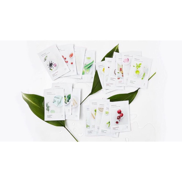 Combo mặt nạ giấy Innisfree My Real Squeeze Mask ( mẫu mới 2017 ) - 2958344 , 1056813550 , 322_1056813550 , 125000 , Combo-mat-na-giay-Innisfree-My-Real-Squeeze-Mask-mau-moi-2017--322_1056813550 , shopee.vn , Combo mặt nạ giấy Innisfree My Real Squeeze Mask ( mẫu mới 2017 )