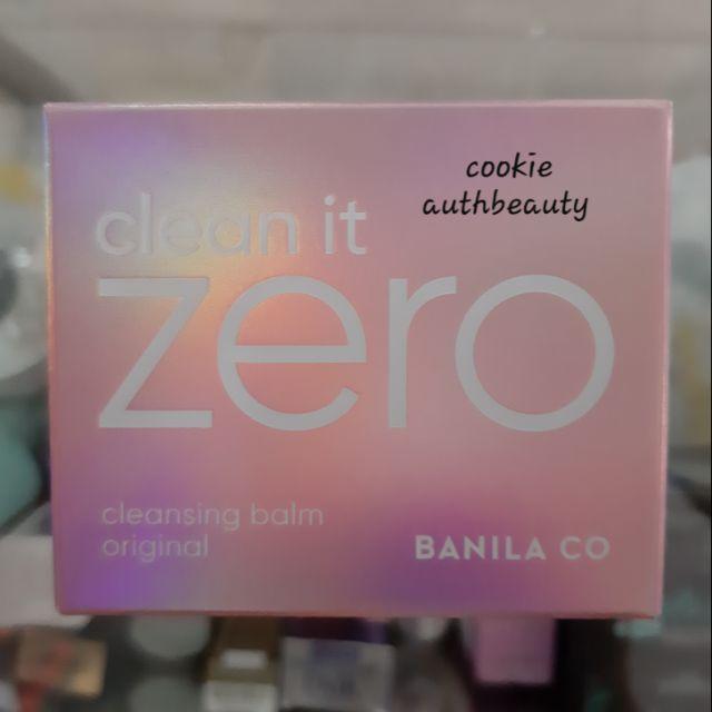 Sáp Tẩy Trang Banila Co Clean It Zero Cleansing Balm Original 100ml
