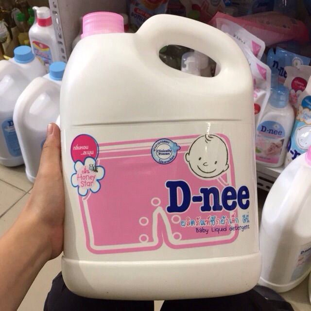 Nước giặt Deen của thái can 3l - 2626020 , 180850347 , 322_180850347 , 168000 , Nuoc-giat-Deen-cua-thai-can-3l-322_180850347 , shopee.vn , Nước giặt Deen của thái can 3l