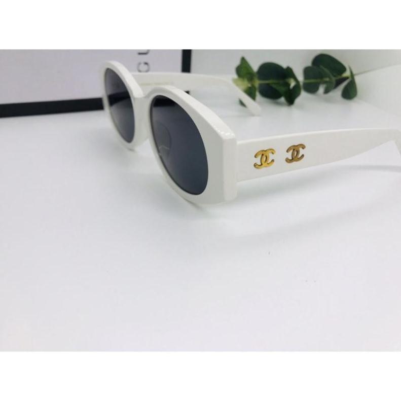 Kính Mát Nữ Tphcm chống UV400, thiết kế mắt dễ đeo, màu sắc thời trang Au CH4108