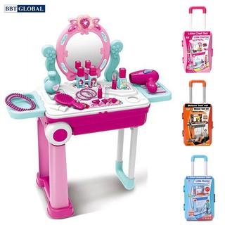 Đồ chơi trẻ em cho bé gái bé trai vali kéo BBT Global 008-92 thumbnail