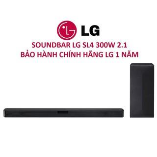 Loa thanh soundbar LG 2.1 SL4 300W thumbnail