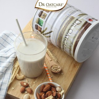 Dr Oatcare hộp thiếc 850gram