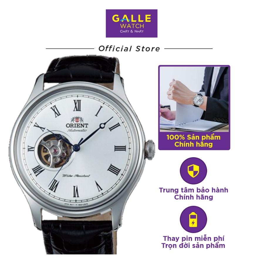 Mặc gì đẹp: Thời trang với Đồng hồ Nam chính hãng Nhật Bản Orient FAG00003W0 - Thương hiệu đứng đầu Nhật Bản - Phân phối độc quyền Galle Watch