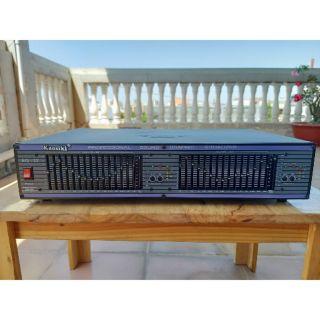 Lọc xì ( EQ ) âm thanh 32 cần 2 kênh cao cấp