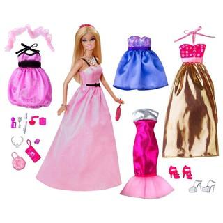 Búp bê barbie – Bộ sưu tập thời trang BCF75