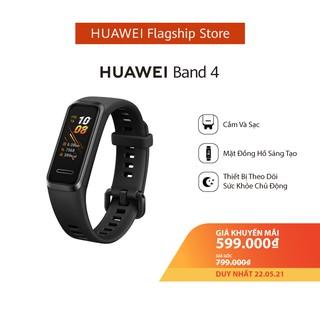 [Mã ELMALL300 giảm 7% đơn 500K] Vòng đeo tay thông minh Huawei Band 4