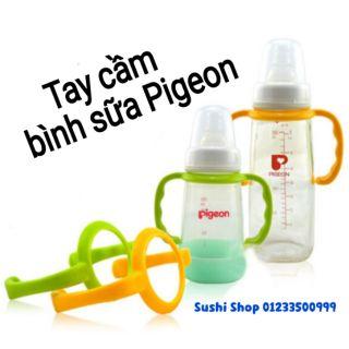 Tay cầm bình sữa Pigeon cổ hẹp - Quai bình sữa