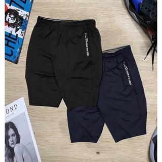 Quần Thun lạnh thể thao 2 túi khóa kéo chất vải dày, mềm mịn co dãn 4 chiều cao cấp bigsize thumbnail