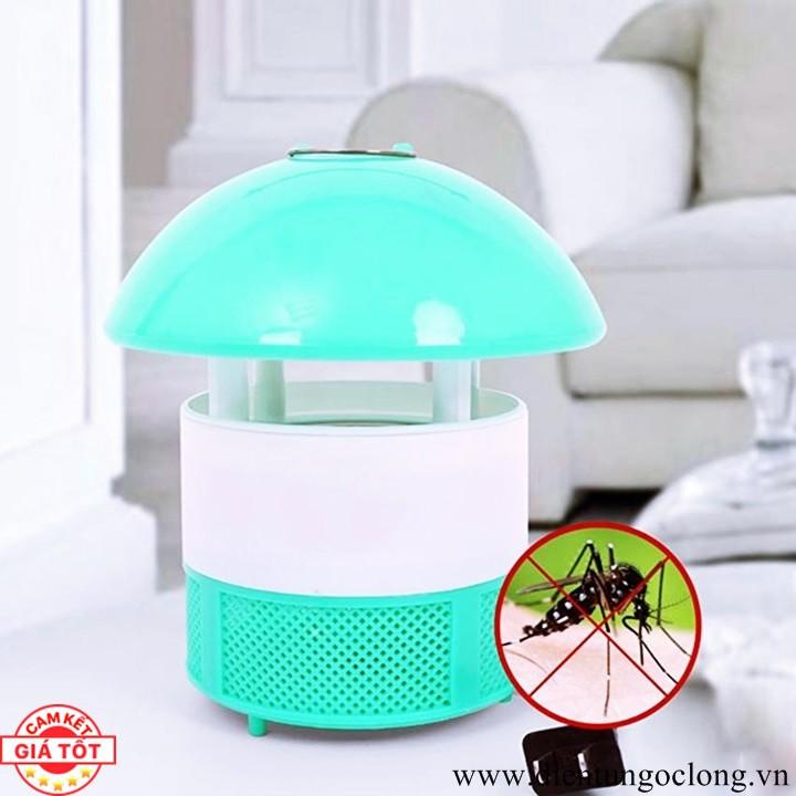 Đèn Bắt Muỗi Nấm Không Lo Muỗi Đốt