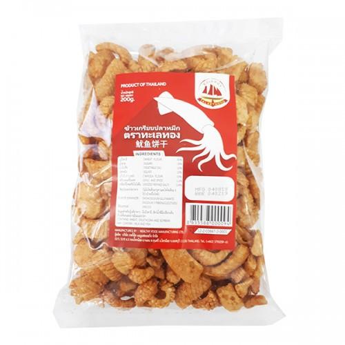 [DATE MỚI LIÊN TỤC] Snack bim bim mực thái lan 200gr - Bao ăn luôn