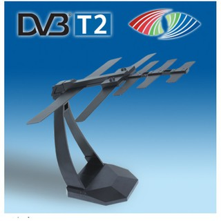 Anten Tivi kỹ thuật số T2 DVB model 102 – Anten DVB T2