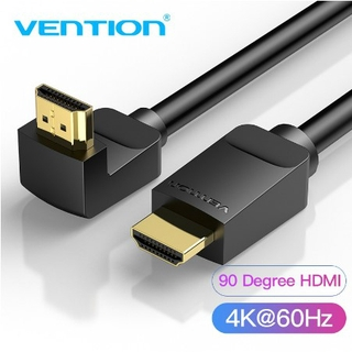 Dây Cáp Hdmi 2.0 VENTION UHD 4k 90/270 Độ Chất Lượng Cao Cho PC Smart Box Tv