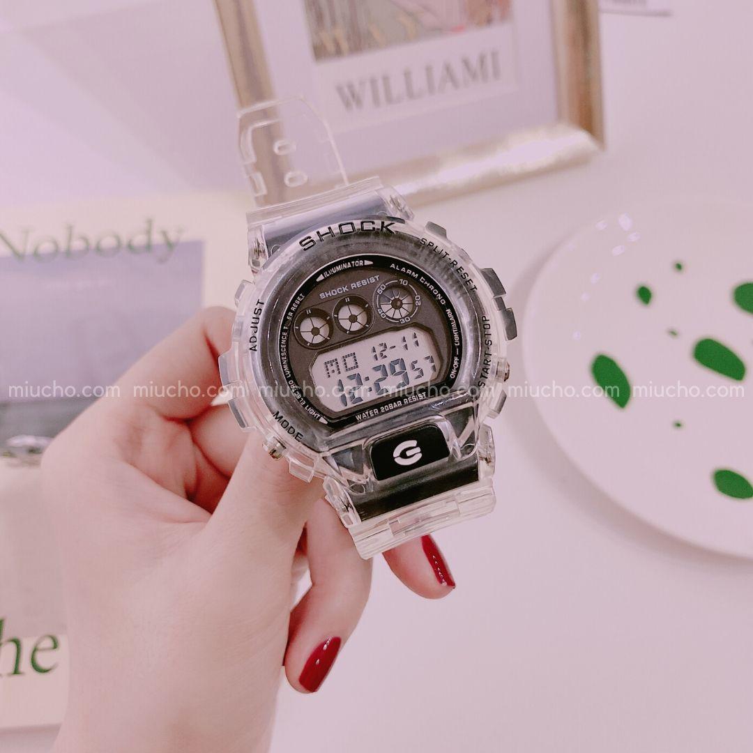 [Mã SKAMA06 giảm 8% tối đa 50K đơn 250K] Đồng hồ nữ Casi DH108 Miucho