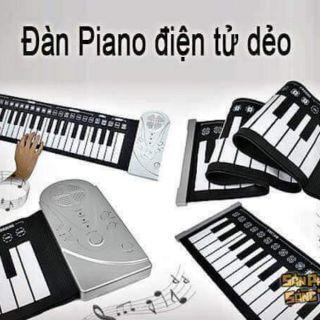 Đàn piano dẻo gấp gọn