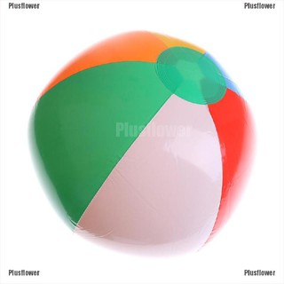 Plusflower Inflatable25Cm Balloon Water Game Beach Sport Ball Kids Outdoor Toy Party Supply