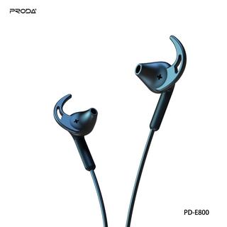Tai Nghe Nhét Tai Remax Pd-E800 Đầu Cắm 14.2mm